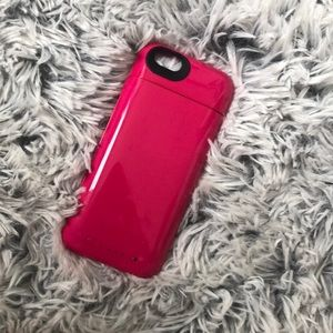 Mophie charging case for iphone 6/6s or 7